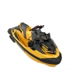 immagine 1 di SEA DOO RXT-X RS 300 MILLENIUM YELLOW