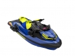 immagine 1 di WAKE STD 170 MALIBU BLUE & NEON YELLOW
