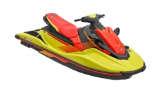 YAMAHA EXR YELLOW