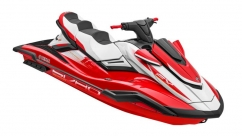 YAMAHA 2021 FX CRUISER SVHO RED