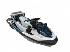 GTX FISH PRO 170 WHITE & GULFSTREAM BLUE